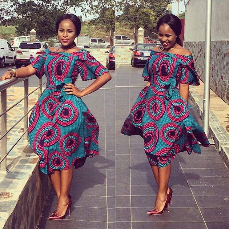 5 gorgeous ankara styles to steal from instagram this week Fashion style on instagram