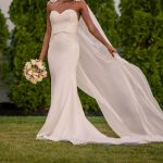 most popular wedding dress instagram