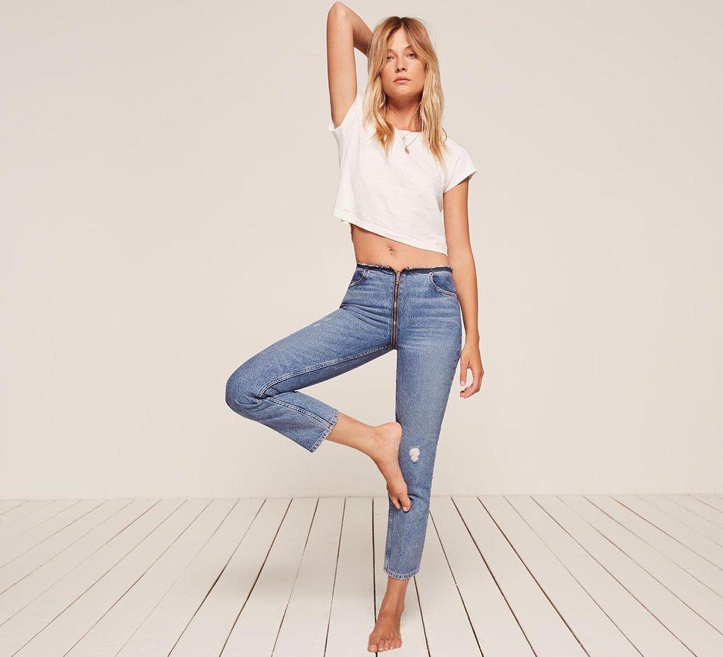 reformation-zipper-jeans