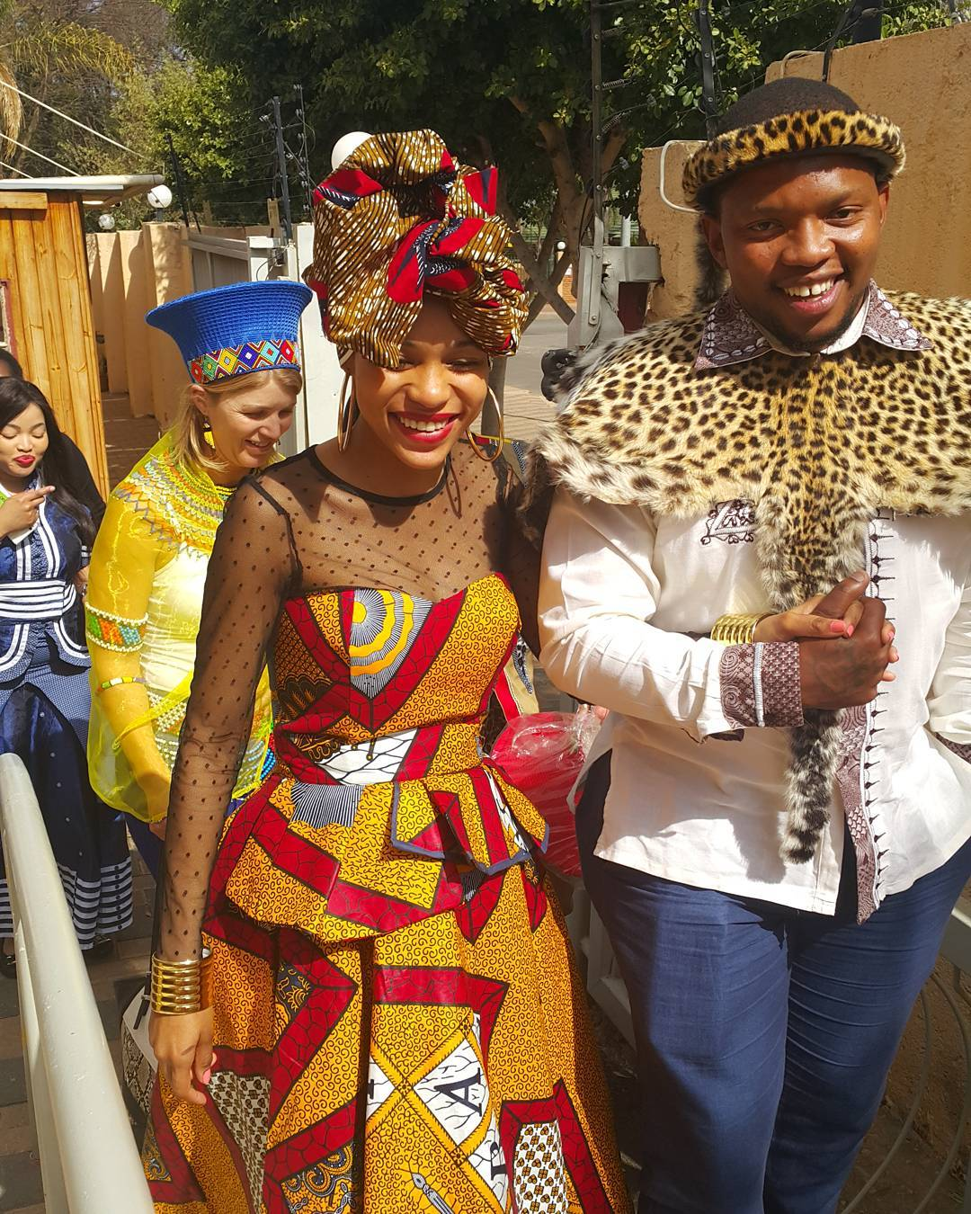 Modern Zulu Traditional Wedding Dresses