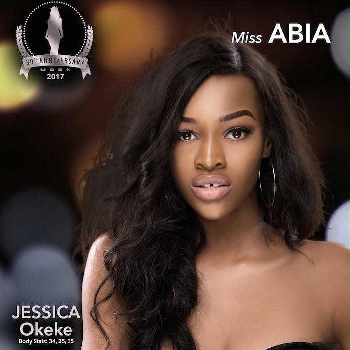 Most Beautiful Girl In Nigeria - MBGN Contestants 2017