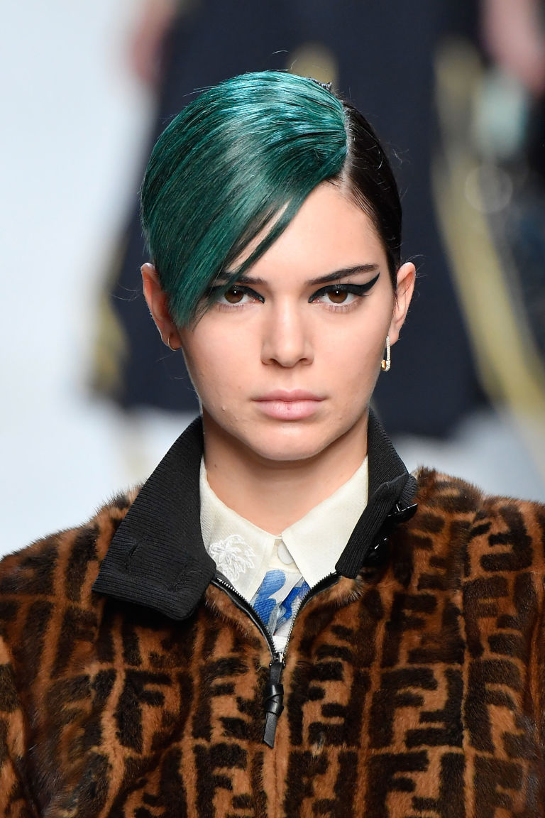 Fendi Show Spring 2018 Milan Fashion Week
