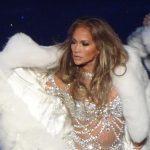 Jennifer Lopez Bodysuit Las Vegas Show