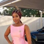 Joselyn Dumas Wedding Guest Dress