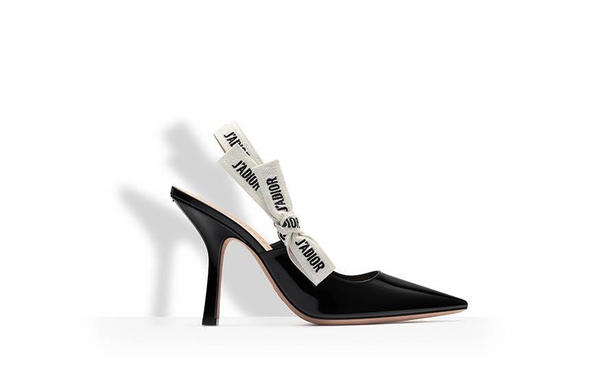 Dior slingback heels