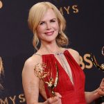Nicole Kidman Mismatched Shoes Emmys Awards 2017