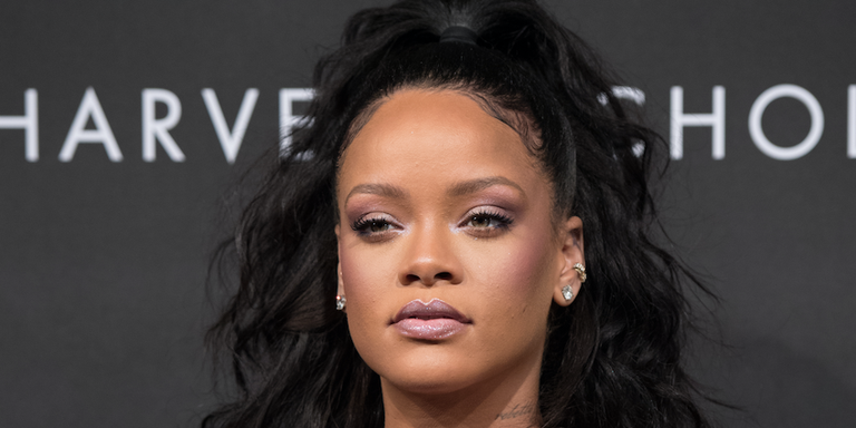 Rihanna Fenty Beauty Launch London