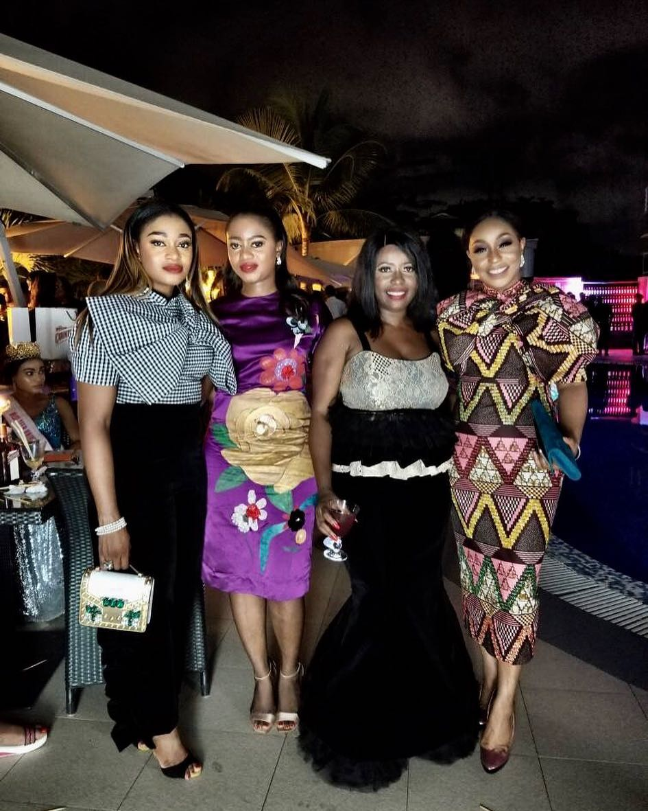 Rita Dominic African Prints Dress