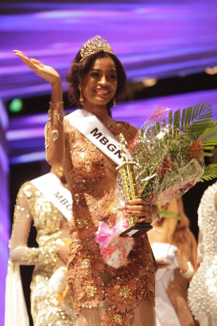 Ugochi Ihezue MBGN Winner 2017