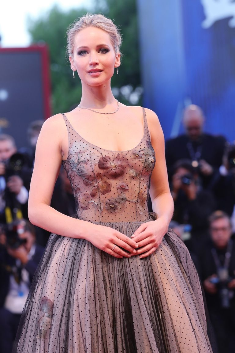 Jennifer Lawrence Venice Film Festival