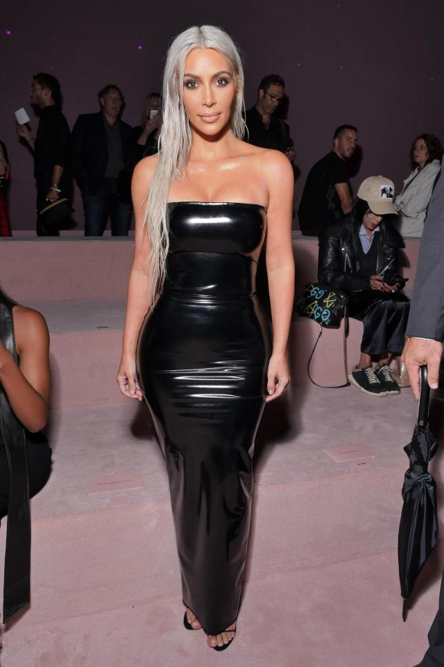 Kim Kardashian Looks Like The Khaleesi In Her Brand New Blonde Hair