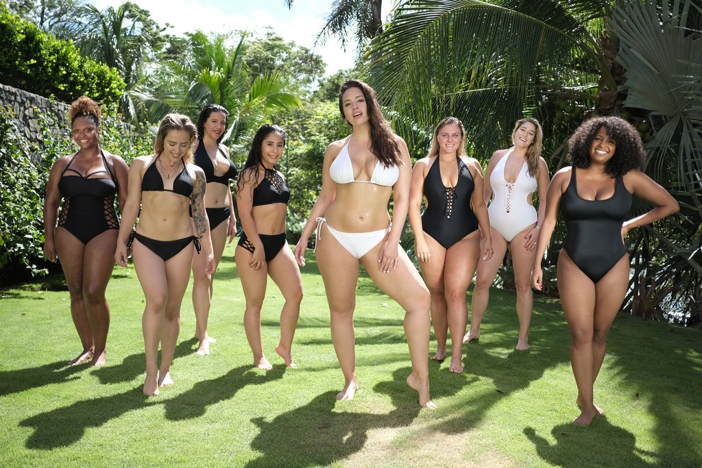 Ashley Graham Essential Swimsuit Collection For All