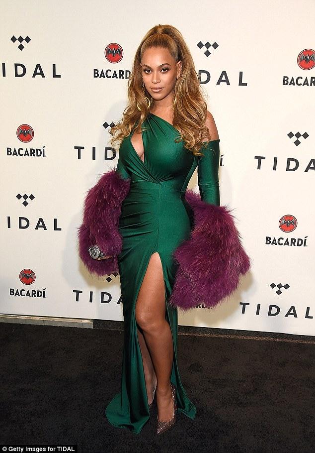 Beyonce Tidal Brooklyncharity concert