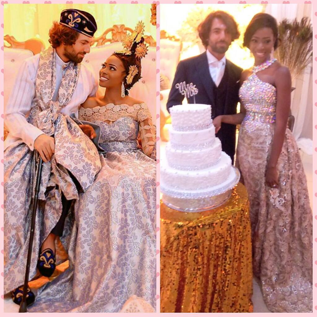 Efik Wedding Dress Style
