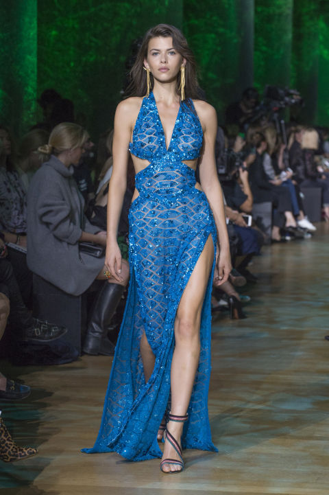 Elie Saab Spring 2018 Collection