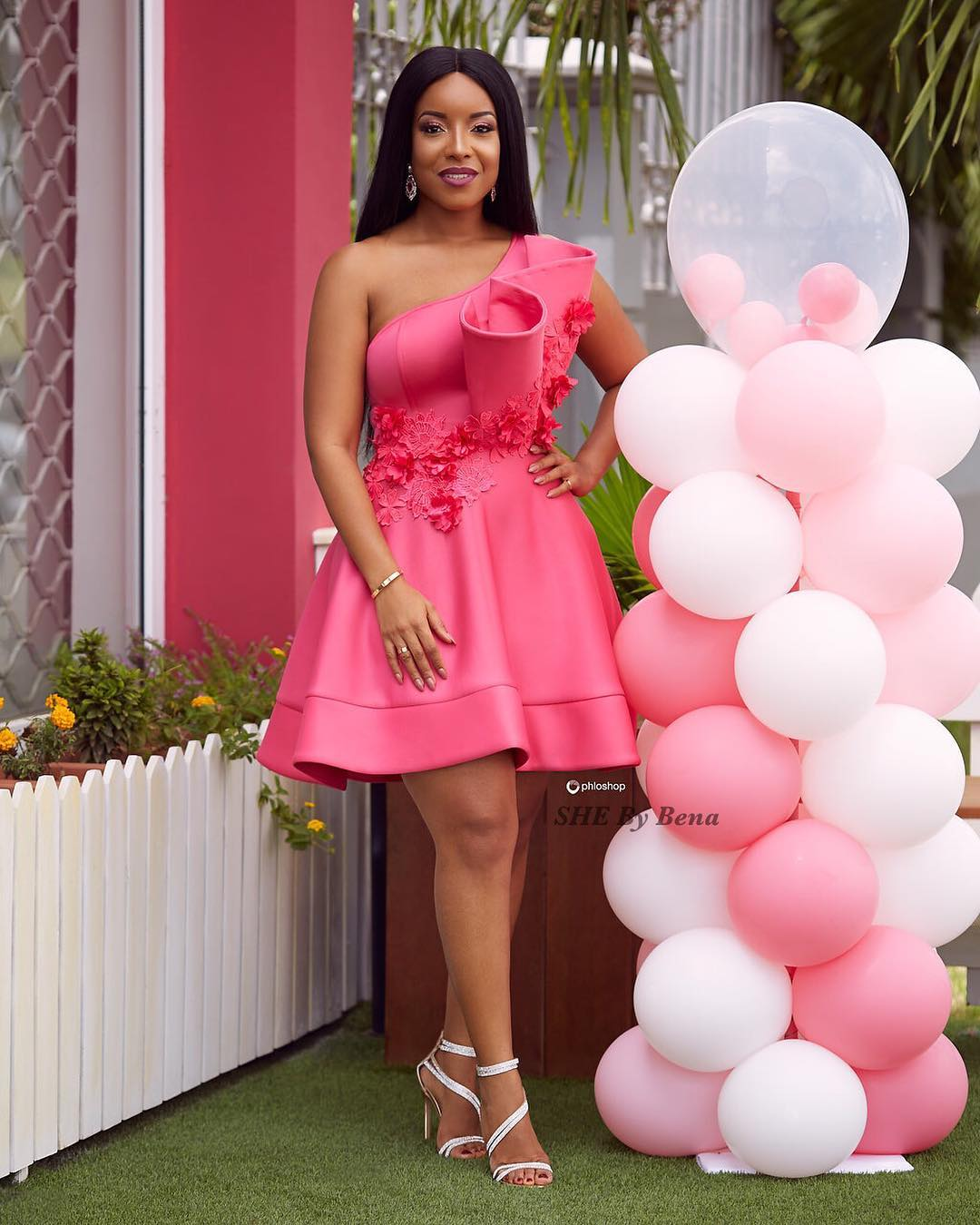 Joselyn Dumas Pink October Cancer Awareness