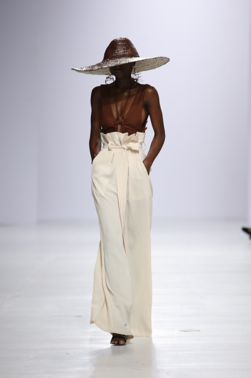 Lagos Fashion Week Runway Looks 2017 Andrea Iyamah