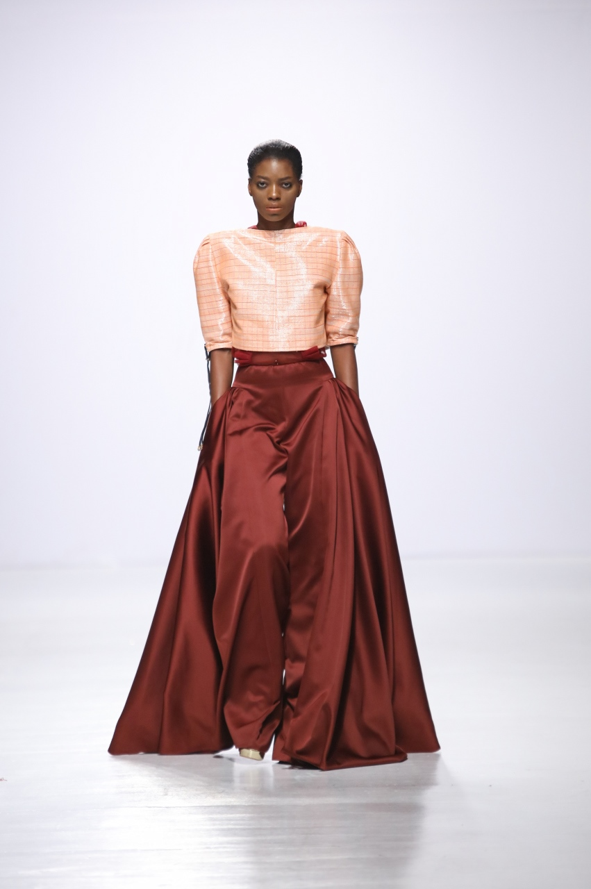 Best Looks Lagos Fashion Week 2017