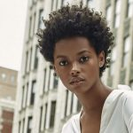 Londone Myers Natural Hair Racism PFW