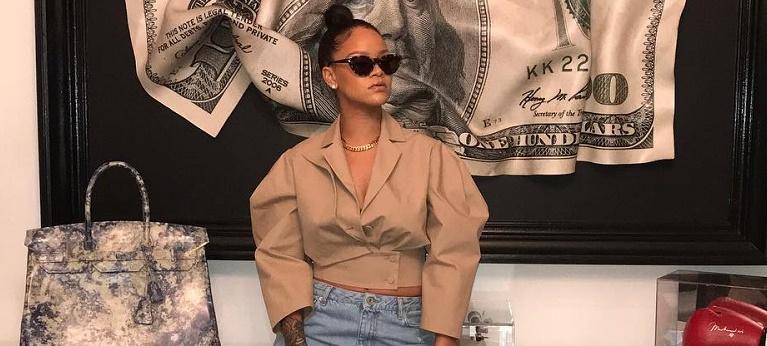 Rihanna Body Type