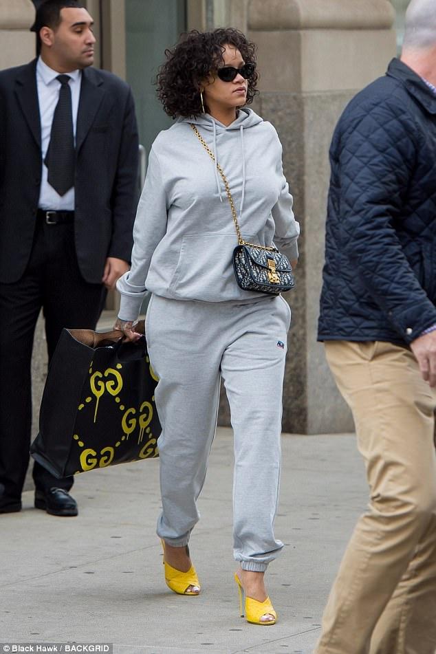 Rihanna Sweatshirt