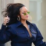 Rihanna Tom Ford Denim Spring 2018