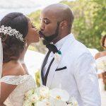 Adesua Etomi Wedding Gown