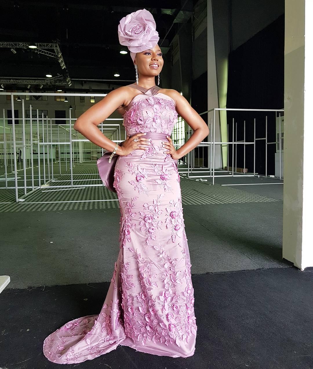 More Than Enough Wedding Guest Dress Inspiration From Adesua Etomi