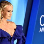CMA Awards Red Carpet Carrie Underwood