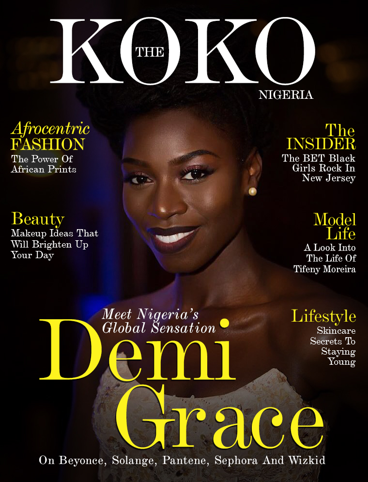 Demi Grace KOOKO Magazine Cover