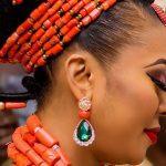 Edo Bride Traditional Attire