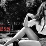 Jennifer Lopez Guess Jeans Campaign Spring 2018