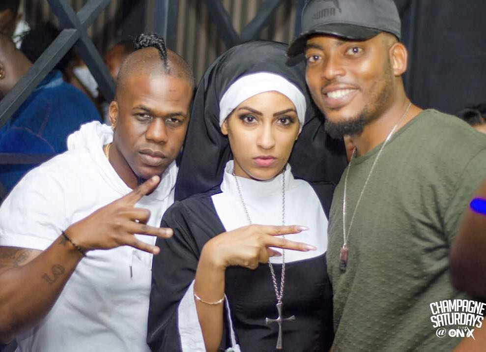Juliet Ibrahim annual costume party