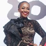 Kate Henshaw Red Carpet Gown Afriff