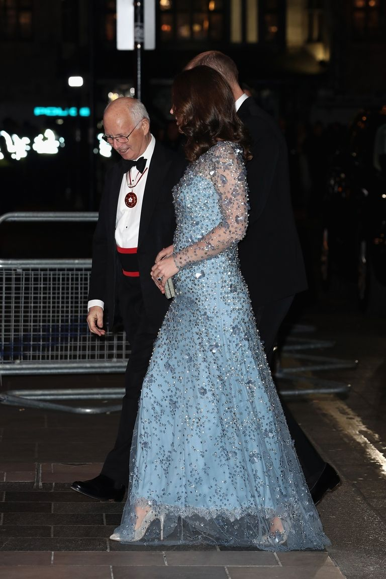 Kate Middleton Royal Variety Performance