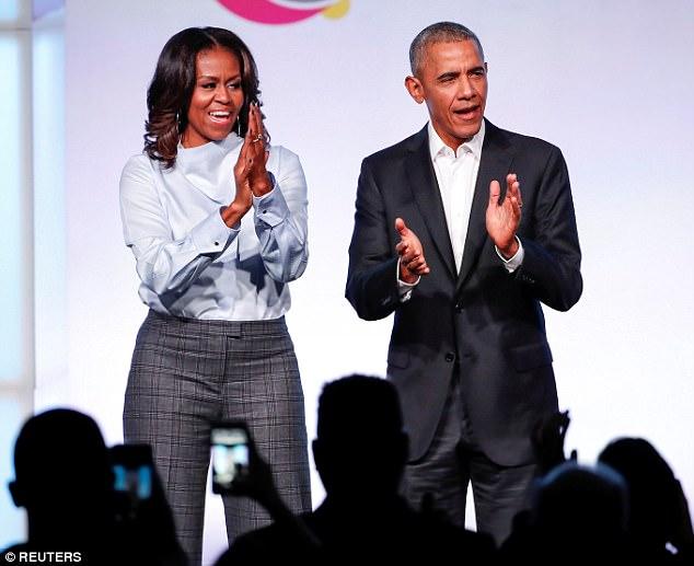 Michelle Obama Foundation Summit Chicago