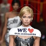 Moschino Dry Cleaning Dress