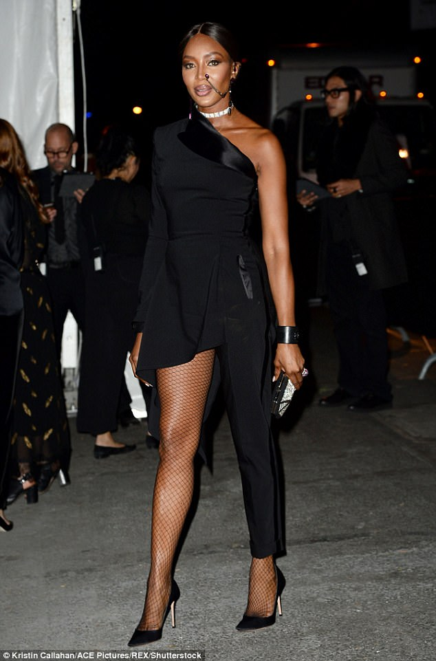 Naomi Campbell Innovators Awards