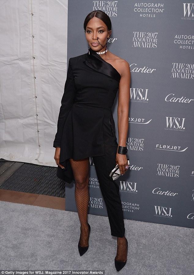 Naomi Campbell Innovator Awards