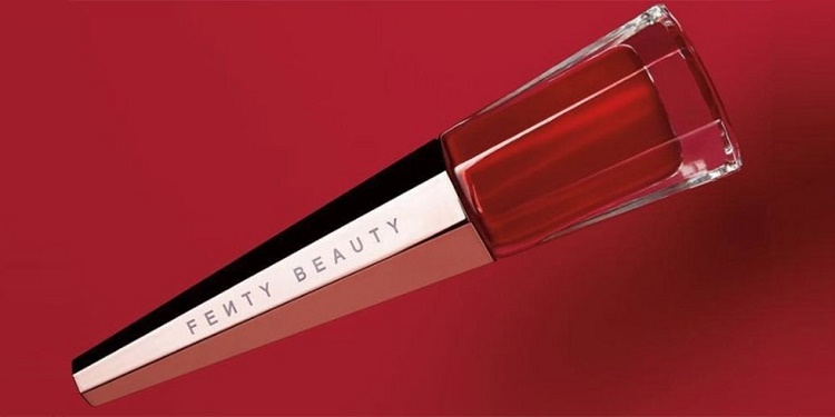 Rihanna Fenty Beauty Red Liquid Lipstick