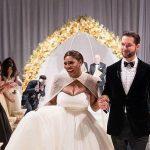 Serena Williams Wedding Dress