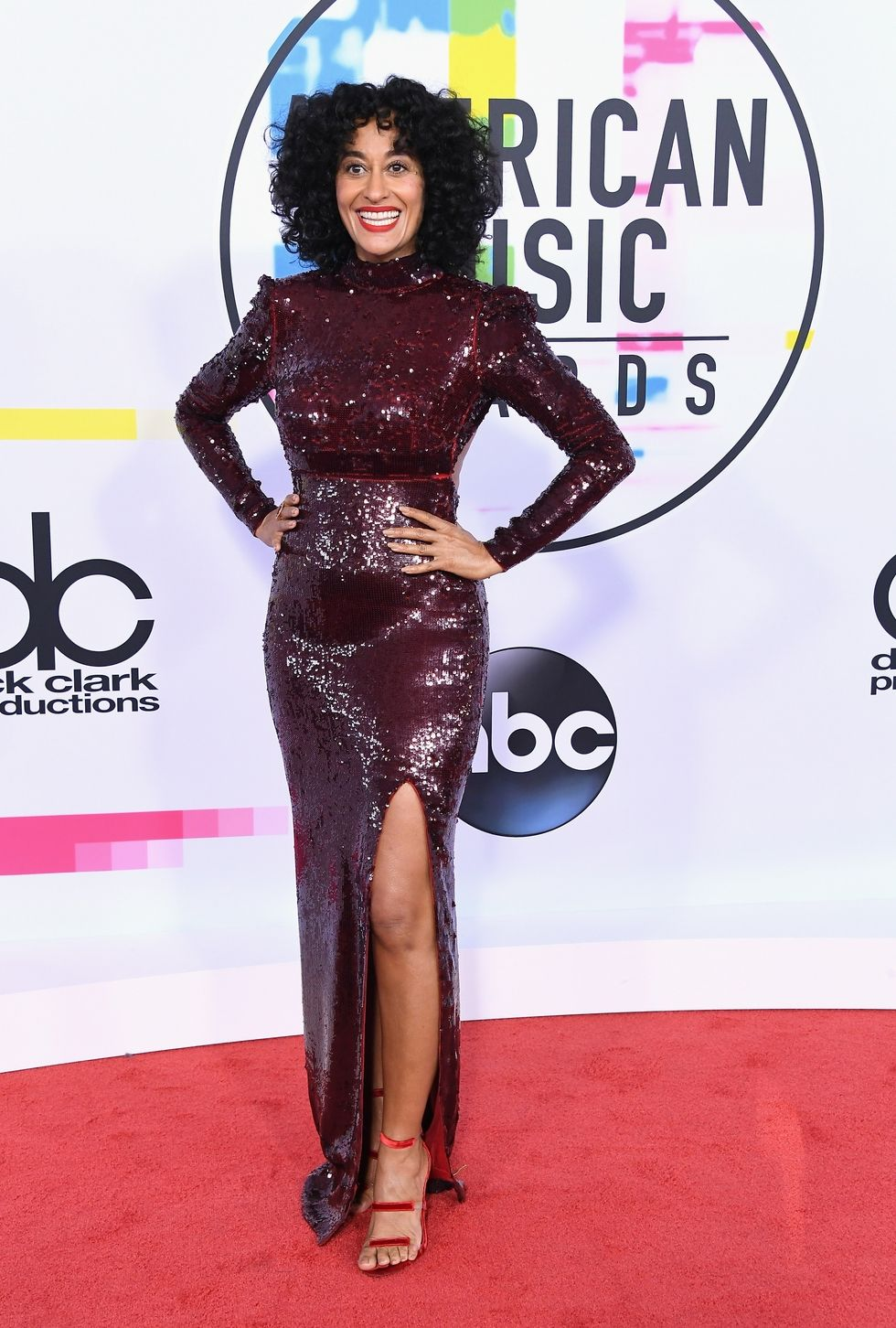 Tracee Ellis Ross Outfits AMAs