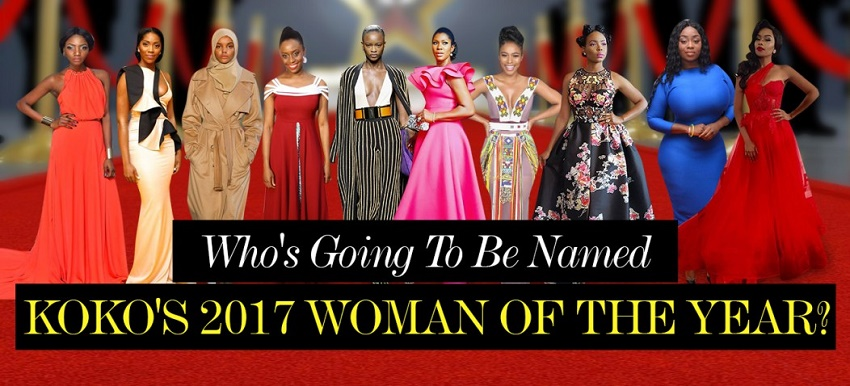 KOKO Magazine Women Of The Year