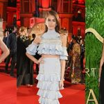 Red Carpet Looks British Fashion Awards