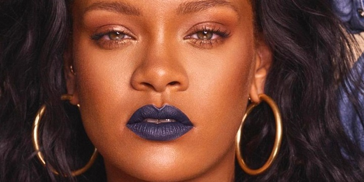 Rihanna MatteMoiselle lipstick Collection