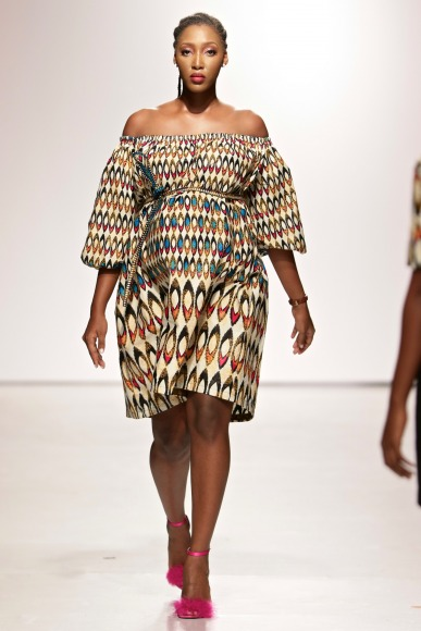 Runway Looks Swahili Fashion Week 2017