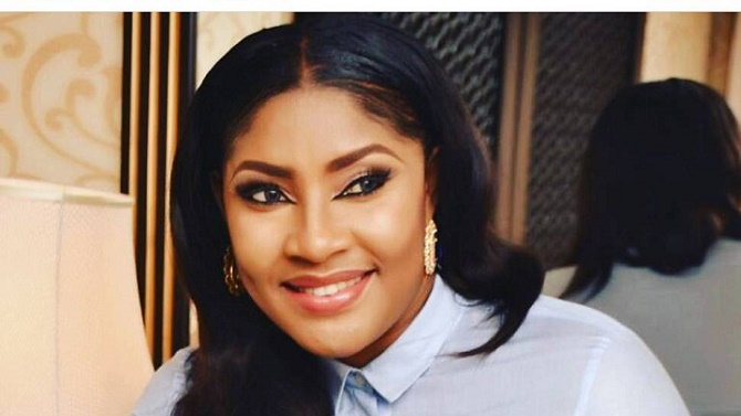 Angela Okorie Short Hairstyle