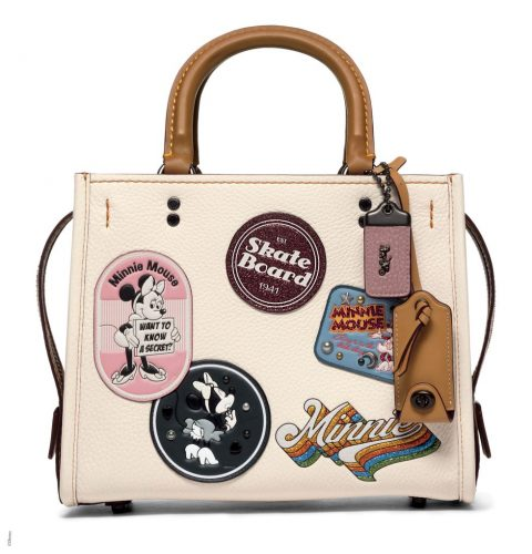 Coach x Disney Minie Mouse Collection