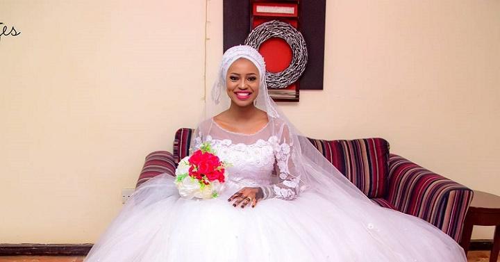 Cutting Costs Wedding Dress Garuba Abiola