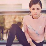 Selena Gomez En Pointe Puma Campaign